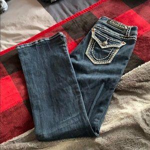 LA Idol Boot Cut Women's Jeans